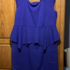 Lane Bryant Size 26 dress for spring!